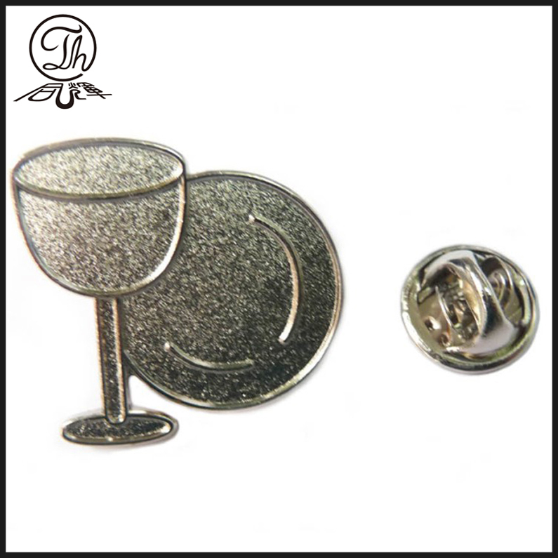 Globle esmalte metal pin medal