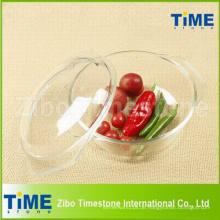 Pyrex Transparent Glas Essen Auflauf
