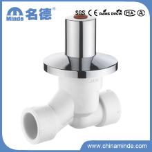 PPR Válvula de cierre tipo Y para materiales de construcción