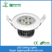 3W LED Ceilihg Lights of Home Lighting