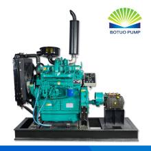 Diesel de alta presión de lavadora