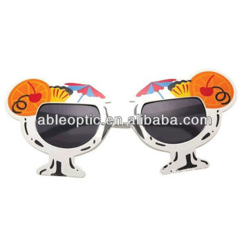 Óculos de sol festa óculos de sol de plástico barato festa óculos de sol personalizados