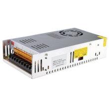 Fonte de alimentação regulada universal 360W do interruptor da CC de 12V 30A para o rádio, grande tela, luzes de tira do diodo emissor de luz