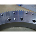 Rodamientos de anillo de giro de alta precisión para posicionador robótico