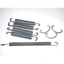 Tension Adjustable Coil Extension Spring