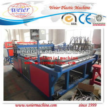 PVC roof /corrugated sheet production line