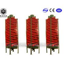 Séparateur en spirale de fibre de verre de Shicheng