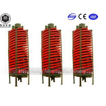 Fiber Glass Spiral Mineral Separator From Shicheng