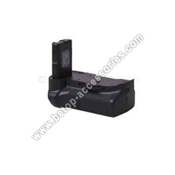 Suporte de punho de bateria para câmera DSLR Nikon D5100 EN-EL14