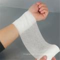 Bandagens médicas elásticas respiráveis respiráveis