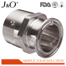 Sanitary Hex Clamp Tube Pipe Fittings Adapter