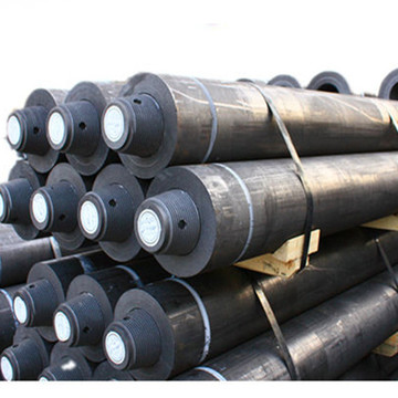 SteelCasting Extruded Carbon Graphite Electrode with Nipples