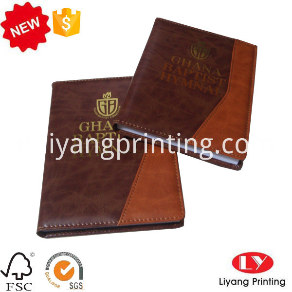 custom printed book