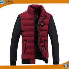Custom Men Winter Jacket Outdoor Warm Jacket Fashion Casual Jacket
