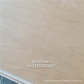 contrachapado comercial de la construcción / madera contrachapada comercial de Okoume para embalar