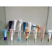 Pequeño tubo plástico de 15ml para el empaquetado cosmético