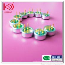 Micrófono Omnidireccional Piezo Ceramic 6027 Mic