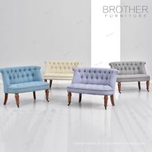 Accent moderne chaises meubles restaurant canapé chaise en gros