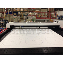 Fibreglass / Filter Mat / Filter Cloth Laser Cutter