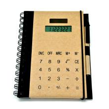 Калькулятор бумага рулон крафт с ручкой