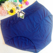 OEM wholesale new style cotton blue sexy comfortable lace xxx cotton underwear 2812