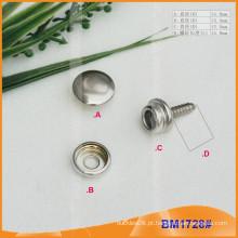 Metal Parafuso Botões BM1728
