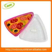 Boîte à pizza en plastique pour pizza (RMB)