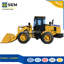 SEM632D Widely Wheel Loader 2019, le plus récent produit