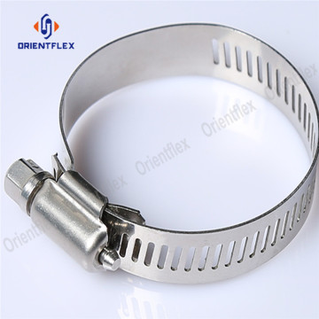 stainless steel quick lock strength hose clamps