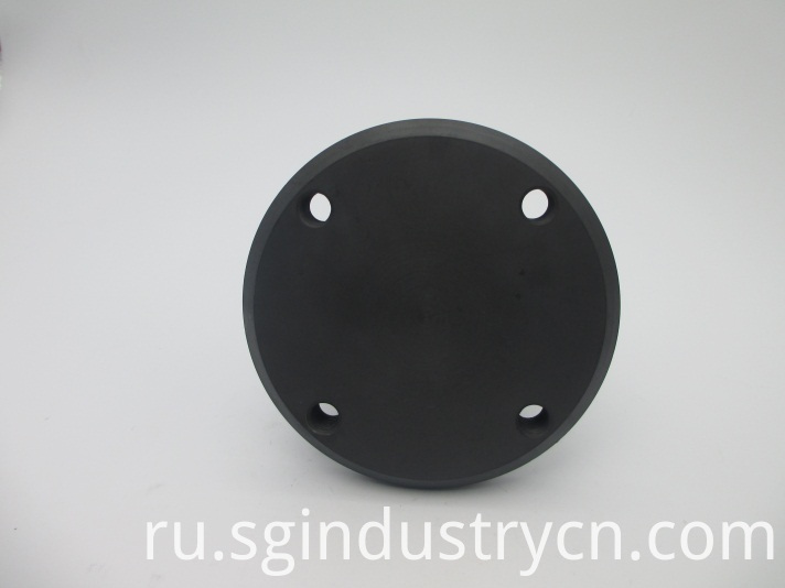 High Quality Black Oxide Turning Part