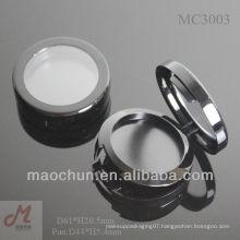 MC3003 Round shape compact Blusher case