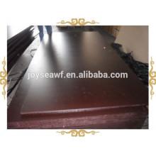 1220X2440X18mm madera negra para la construcción