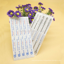 High quality 316 Stainless steel Eo Gas tattoo sterilized needles