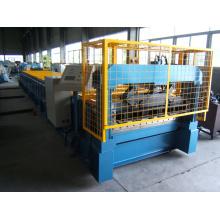 CE certificado HC esmaltado azulejo techo frío Roll formando hecho a máquina en CHINA