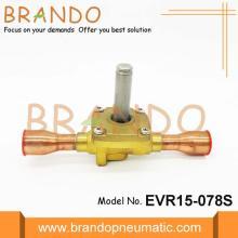G 7/8 '' EVR 15 Холодильный электромагнитный клапан