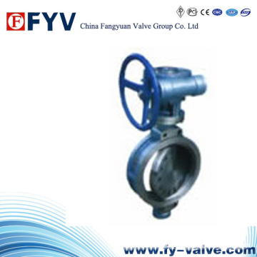 API609 Manual Variable Eccentric Butterfly Valve with Gear