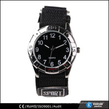 weave strap quartz japan movt watch for men