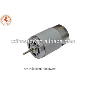 mini air pump motors RS-395 12v dc motors permanent magnet rotation motor