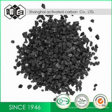 Carbón basado active carbón para máscaras de gas