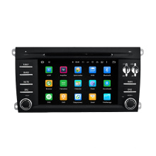 Hl-8816 Автомобильный DVD-плеер Android 5.1 Авто GPS для Prosche Cayenne GPS-навигаторы Bluetooth 3G WiFi Подключение Радио Телевизор