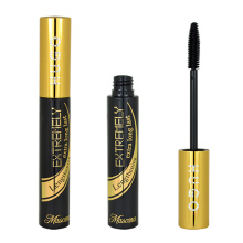 Lengthening Yellow Aluminum Mascara Tube