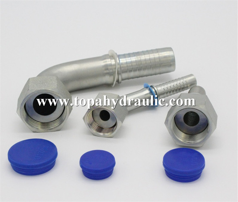 24241 Steel Metric Hydraulic Fittings