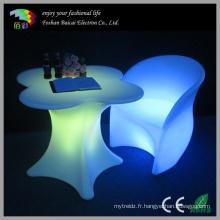 Meubles acrylique à LED étanche