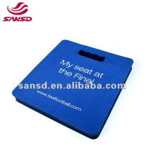 High quality factory price green seat pad eva kneeler pad stadium seat cushion