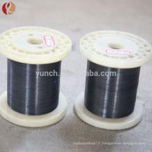 Wholesale nitinol 60 à mémoire de forme activé par la chaleur nitinol fil