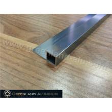 Cor de Prata Perfil de alumínio