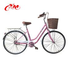 28-дюймовый велосипед Винтаж/леди классический городской велосипед/леди винтажный велосипед