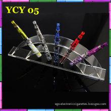 Popular Design E Cig Display , Acrylic Stand Shelf For Show E-cig