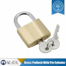 MOK lock Z40 nimi size padlock solid brass laser padlock