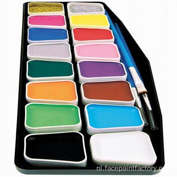 Beste Kids Water Color Face Painting stencilset